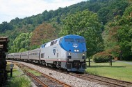 Travel to a national park… by train