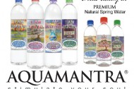 Aquamantra: A greener bottled water?