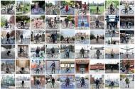 #BikeNYC photo series