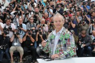 We've got Bill Murray's candid Cannes photos