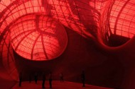 Anish Kapoor at Monumenta 2011