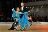 Wheelchair dance pushes boundaries — and blows minds