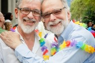 Wedding photos from New York's first day of legal gay marriage