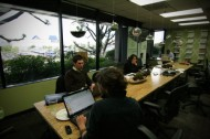 Coworking spaces thriving in San Diego