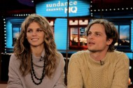 AnnaLynne McCord, Matthew Gray Gubler, Traci Lords and Richard Bates Jr. stop in at Sundance Channel HQ –Photos inside