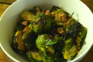 Childhood fears: Tom Cruise and Brussels sprouts