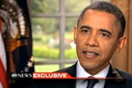 President Obama comes out in support of gay marriage
