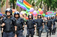 Top five places to maybe/maybe not catch Gay Pride