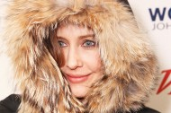 Vera Farmiga, David Duchovny and Common party in Park City