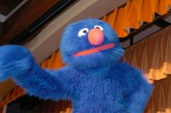 Naked news: Can you tell me how to get (off) to Sesame Street?
