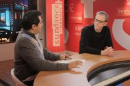 Director Kirby Dick of THE INVISIBLE WAR sits down at Sundance Channel HQ-Check out the photos
