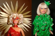 The Lady Gaga doll collection