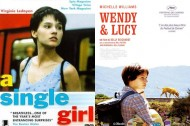 WENDY AND LUCY and A SINGLE GIRL: Separated at Birth?