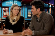 Video: Lizzy Olsen & Josh Radnor drop knowledge on LIBERAL ARTS