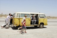 Now playing on Sundance Channel: LITTLE MISS SUNSHINE meets early Fassbender