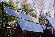 Michigan solar power farm not your typical father-son project…