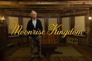 Check out the set of MOONRISE KINGDOM with Bill Murray