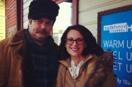 Check us out on Instagram & Tumblr — Nick Offerman & Megan Mullally did!