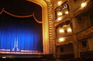 "Creative reuse: a ""green"" theatre is probably an old theatre…"
