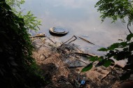 Scrap metal recycling: a money-making byproduct of river clean-up