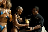 Bodybuilding grandma Ernestine Shepherd pushes past the competition