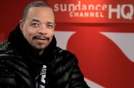 Ice-T stops by Sundance Channel HQ — And we've got photos