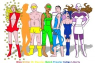 The first gay superhero comic