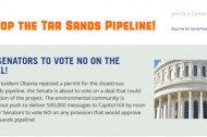 24 hours to stop the pipeline – be the solution