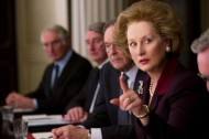 The Review Revue: THE IRON LADY