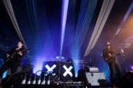 The XX sexes up Central Park's Summer Stage