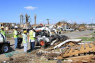Recycling tornado debris: finding opportunity in disaster