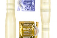 New product: Trojan Ecstasy condoms