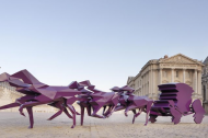 Veilhan at Versailles