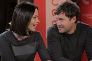 Video: Emily Blunt and Mark Duplass talk love and loss in YOUR SISTER'S SISTER