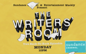 Catch an all new episode of the critically acclaimed THE WRITERS' ROOM every Monday at 9pm.