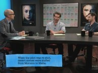 Series creators David Benioff and D.B. Weiss discuss Game of Thrones' disastrous pilot episode.