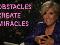 Suze Orman knows that the road to success is never straight.