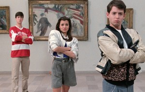 6. Her grandmother died - FERRIS BUELLER