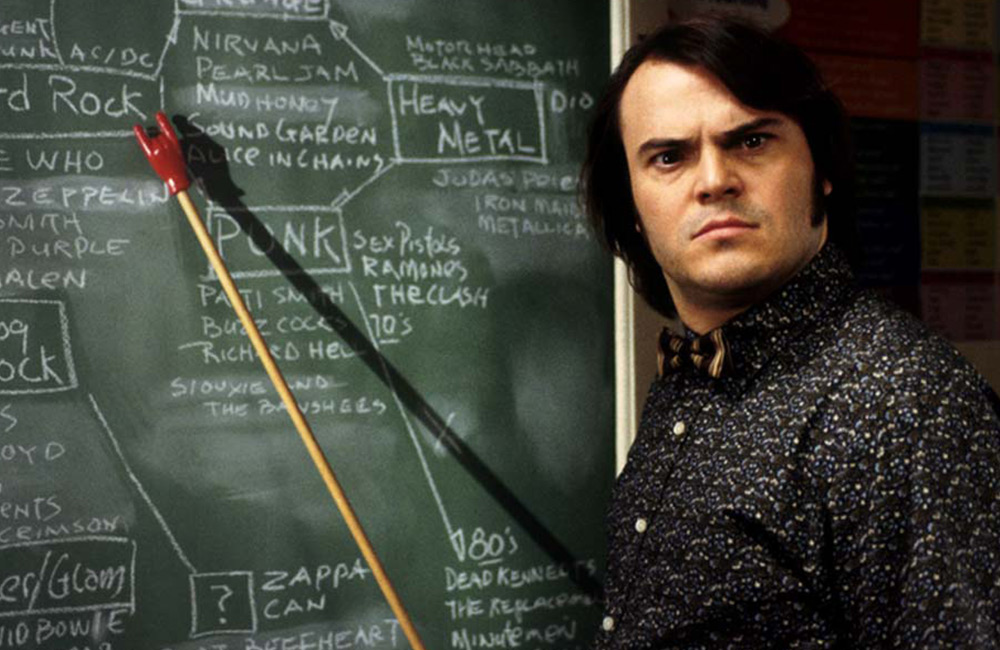 Top 10 TV and Movie Teachers