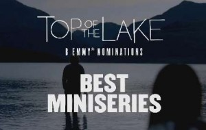 Sundance Channel's Top of the Lake and Restless garner a record 10 Emmy nominations, including best miniseries.