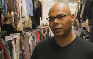 Costume designer Alonzo Wilson creates characters through wardrobe on THE RED ROAD.