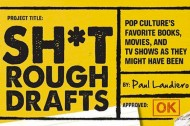 """The Writers' Room"" Giveaway: Here's Your Chance to Win the New ""Sh*t Rough Drafts"" Book"