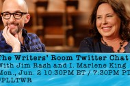 """The Writers' Room"" Twitter Chat with Jim Rash and I. Marlene King"