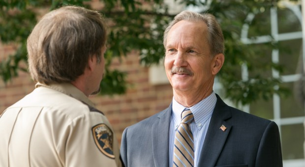 "6 Questions with ""RECTIFY"" Star Michael O'Neill (Senator Foulkes)"