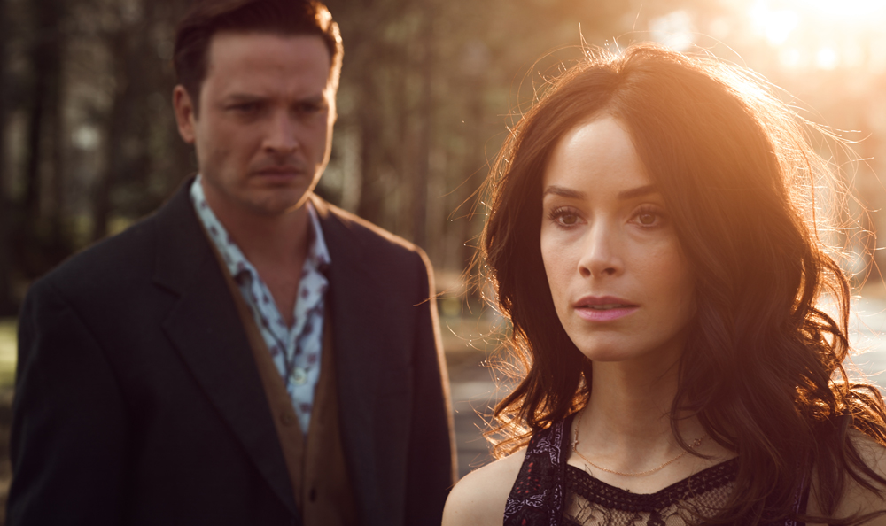 Daniel and Amantha Holden in Rectify 200