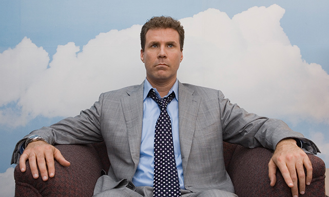 will ferrell in stranger than fiction