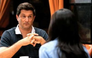 "Comedy writing team Michael Showalter and Christina Lee rethink the political thriller ""Scandal"" as a comedy."
