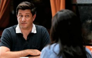 "Comedy writing team Michael Showalter and Christina Lee decide on their weapon of choice for ""The Walking Dead"" -- diplomacy."
