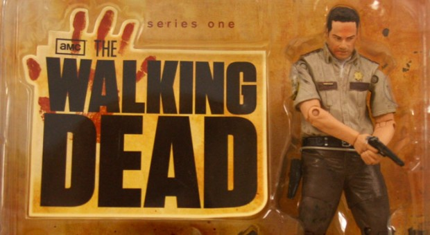 Zombie Fans: Here's Another Chance to Win a Rick Grimes Action Figure