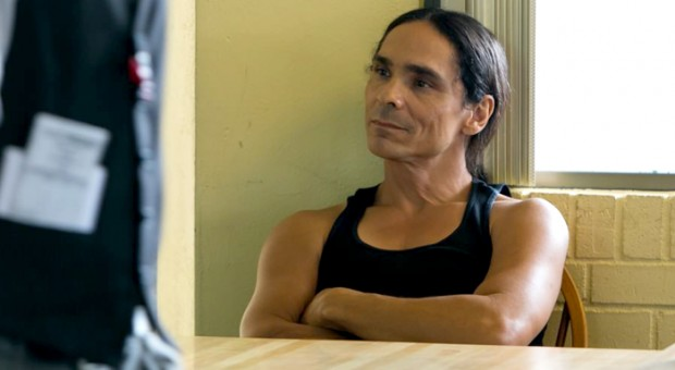 "6 Questions with ""THE RED ROAD"" Star Zahn McClarnon"